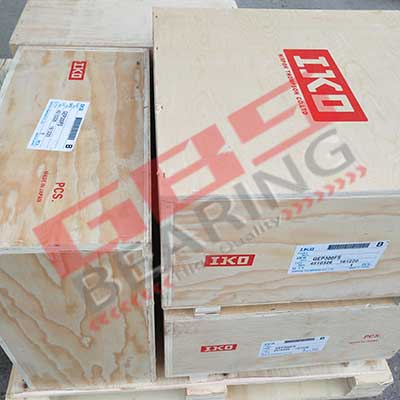 IKO BR607632UU Bearing Packaging picture