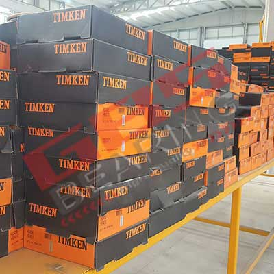 TIMKEN 598/592DC X1S-598 Bearing Packaging picture